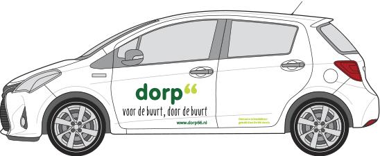 Buurtauto huurauto Dorp66